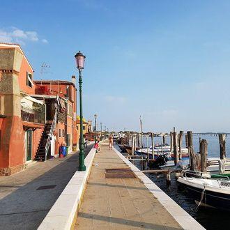 Radreise Venetien