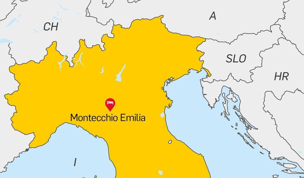Emilia Romagna - Technik mit Vollgas!