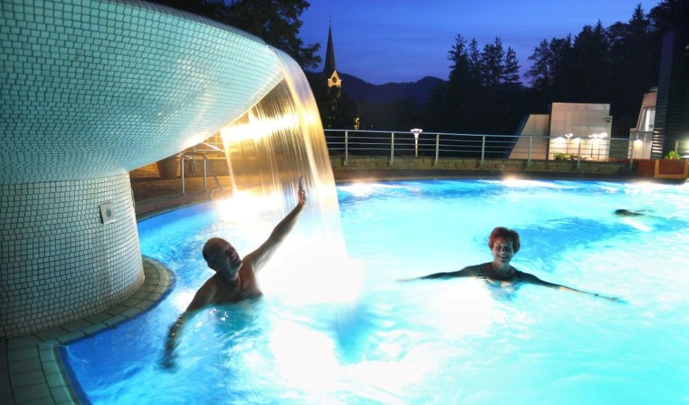 Wein und Wellness in Slowenien, Therme Dobrna