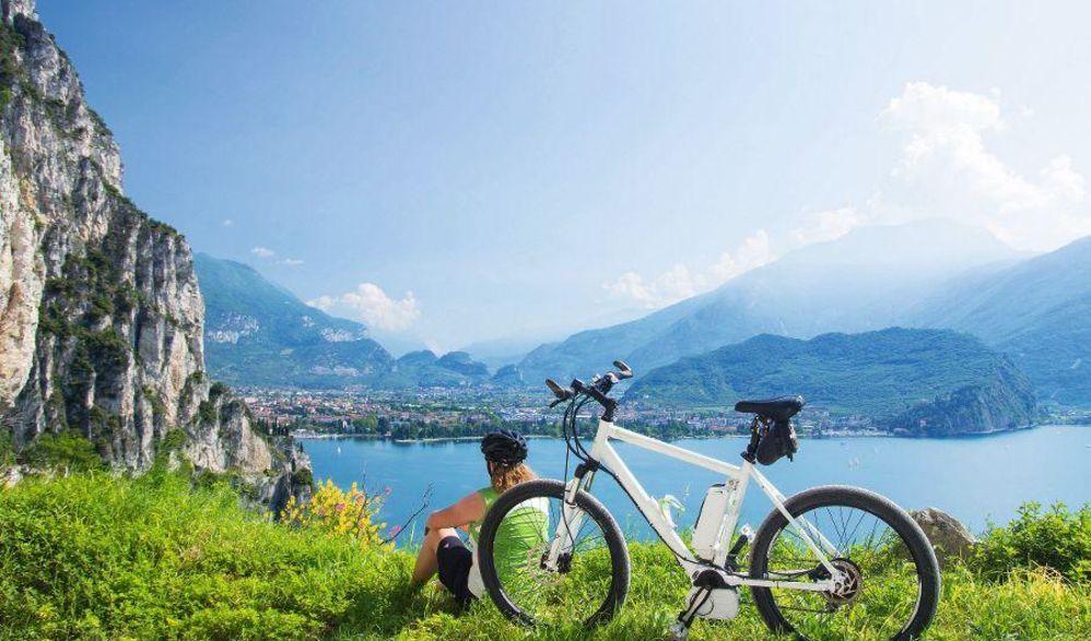 Radreise Gardasee