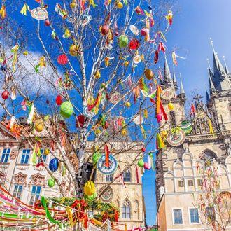 Ostern in Prag