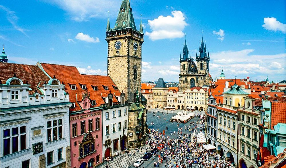 Städtetrip Prag