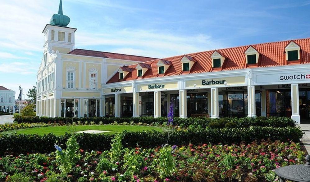 Shoppingtour Parndorf