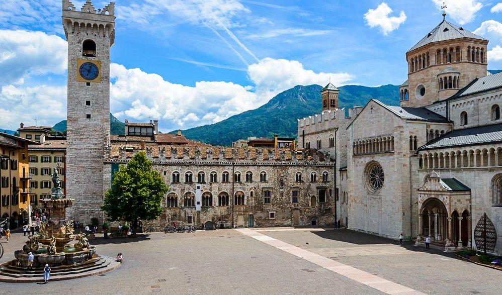 Erlebnisfahrt mit der Bahn durch Südtirol und Schweiz