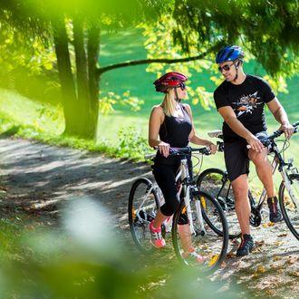 Radfahren & Wellness in der Rimske Terme
