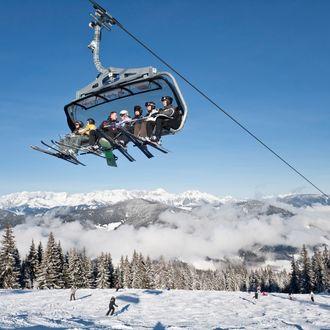 Tagesskifahrt mit Après Ski in der Flachau