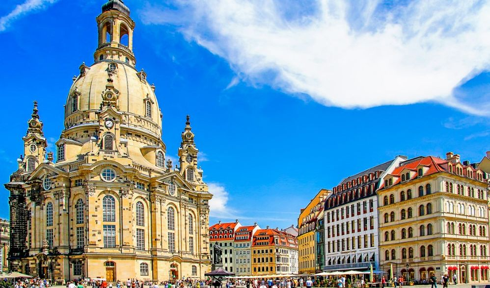 Muttertag in Dresden