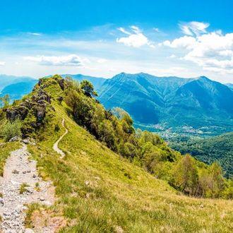 Wandern in den Bergwelten des Comer Sees