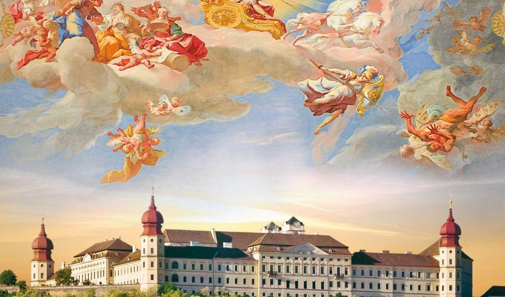 Muttertagsfahrt Stift Göttweig & Kittenberger Erlebnisgärten