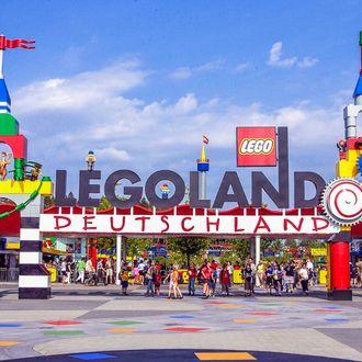 Legoland in Günzburg (DE)