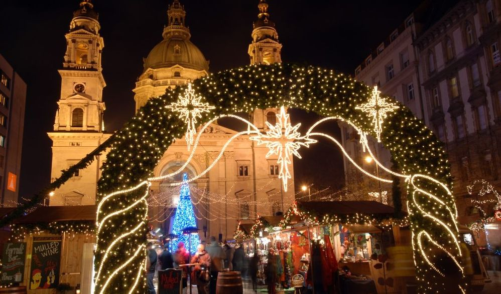 Advent in Budapest